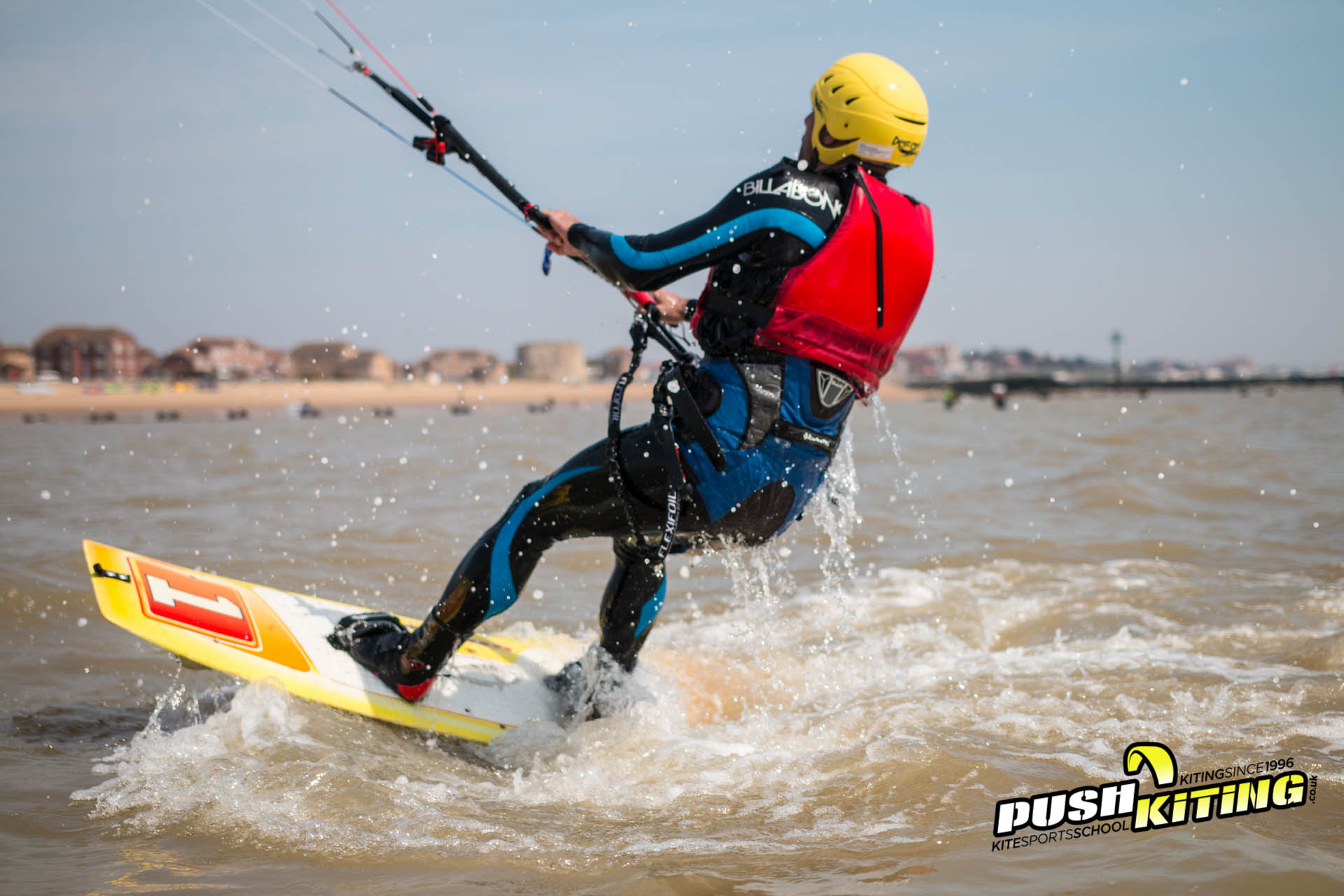 kite surfing lessons essex uk