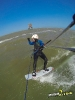 Kitesurfing Adventure to the Little Old Gunfleet Light house