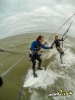 Kitesurfing safety