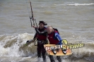 Richard branson kitesurfing the channel