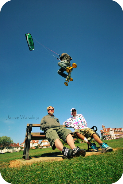 Kiteboarding lessons in east coast Essex