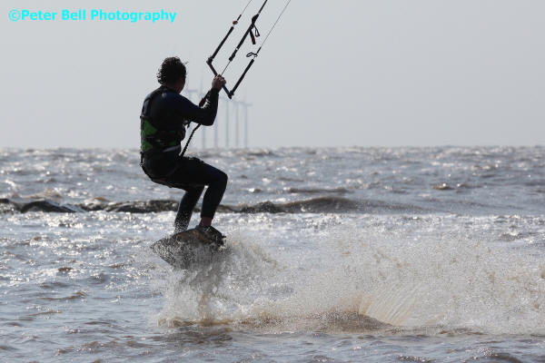 Kite surfing lessons in essex