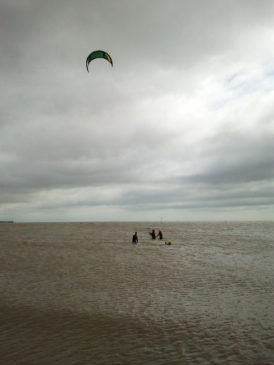 Kite surfing lessons essex0009
