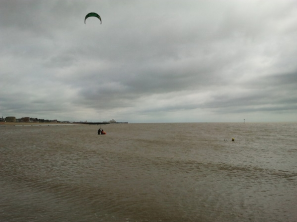 Kite surfing lessons essex0010