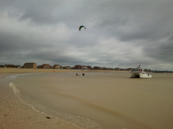 Kite surfing lessons essex0011
