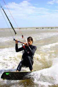 Push Kiting - Kitesurfing - Benedict Tucker - Carving_200_300_60