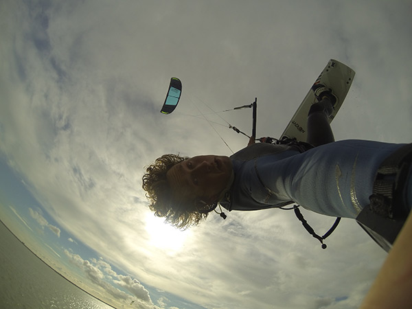 Kitesurfing Lessons for Experts