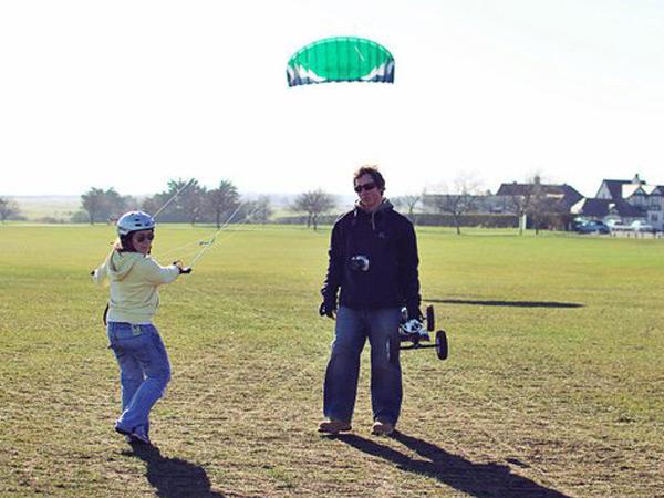 Kitesurfing Lessons Essex