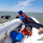 off shore wind kitesurfing