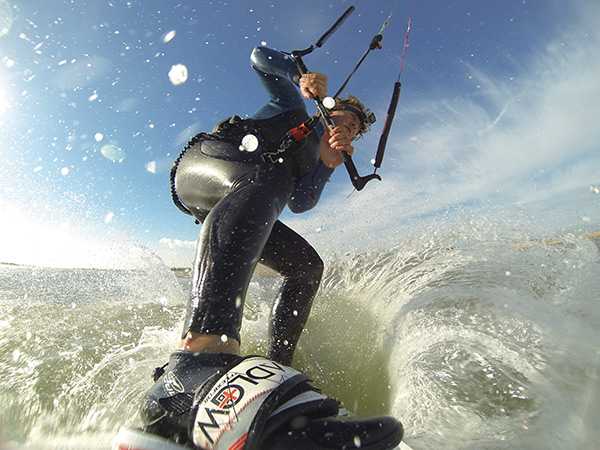 Learn to Kitesurf