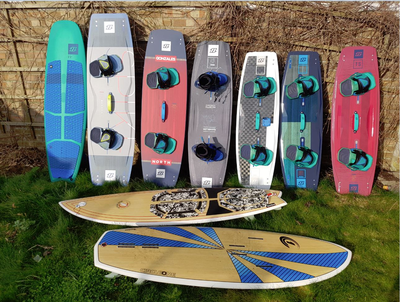 Hire kitesurf equipment essex
