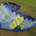 5m North Rebel LEI depower kitesurf kite