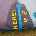 5m North Rebel 2016 centre canopy