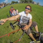 Kite buggy lessons in essex