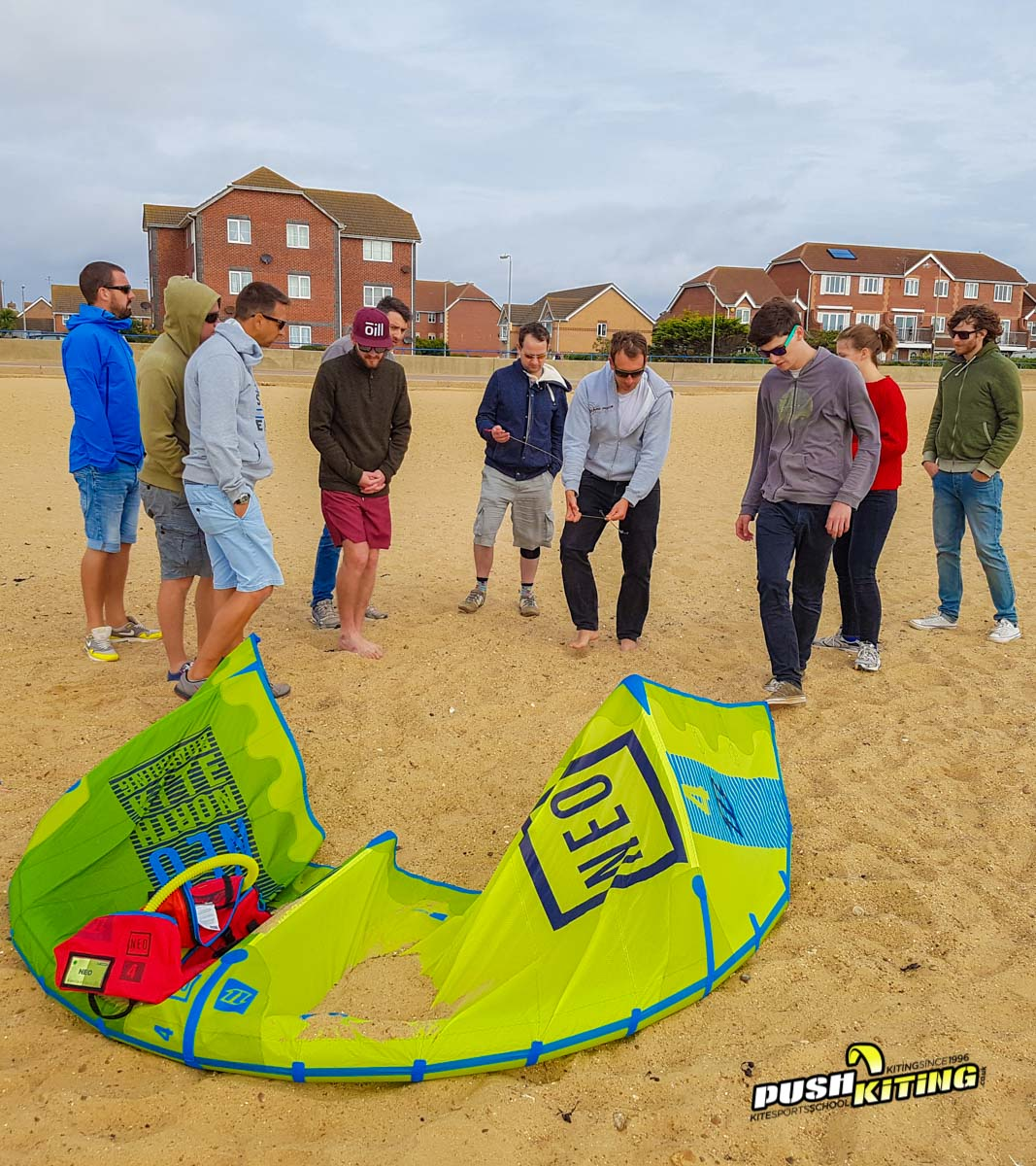 Kitesurfing Lessons Essex