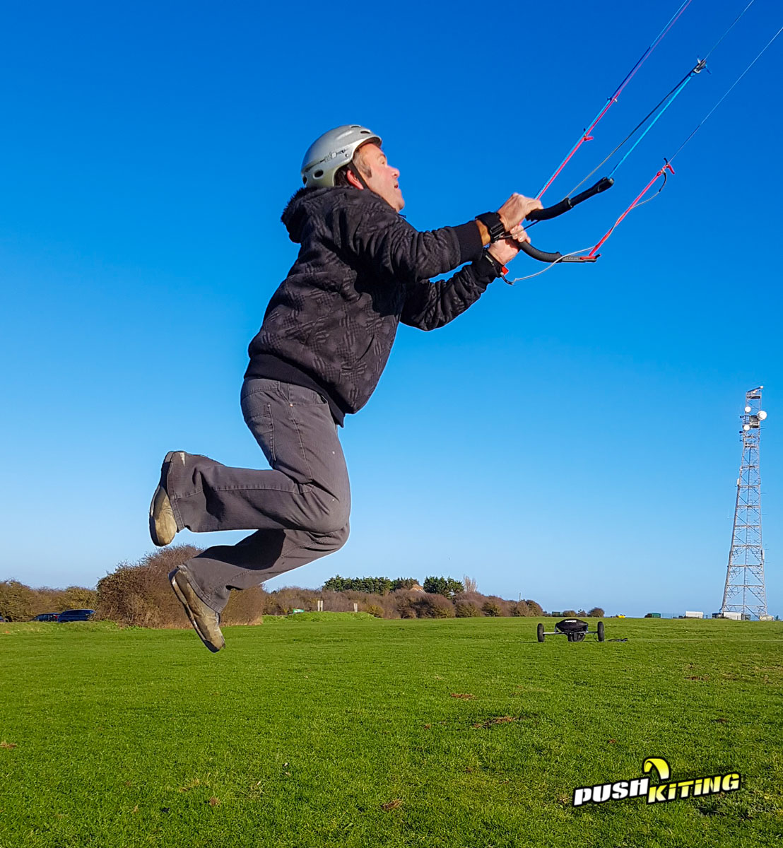 Group Power Kite Lessons