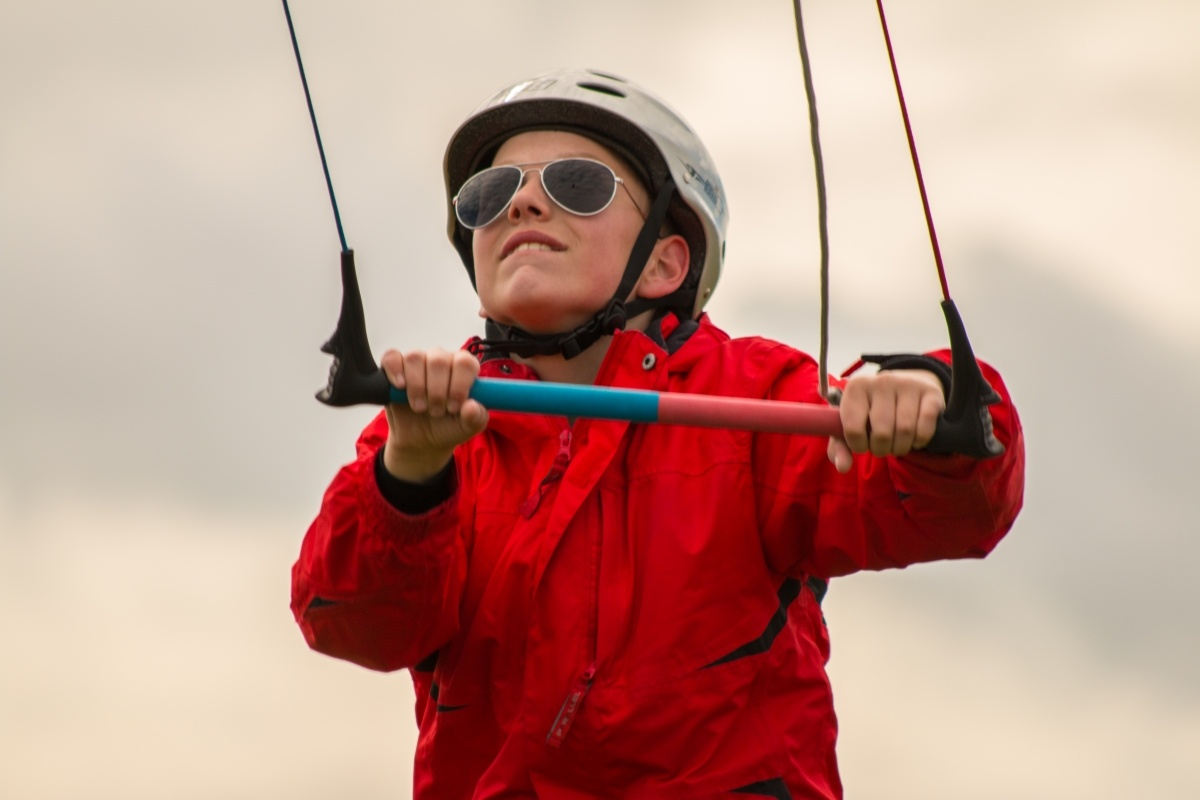 Power kiting Lessons