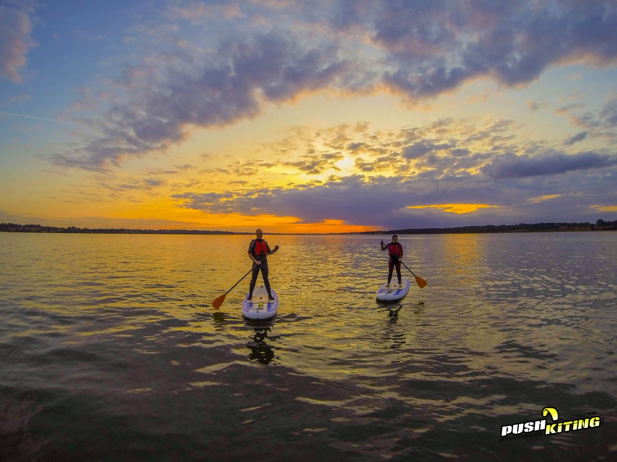 Paddleboarding Lessons Essex