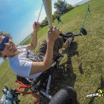 new tandem kite buggy